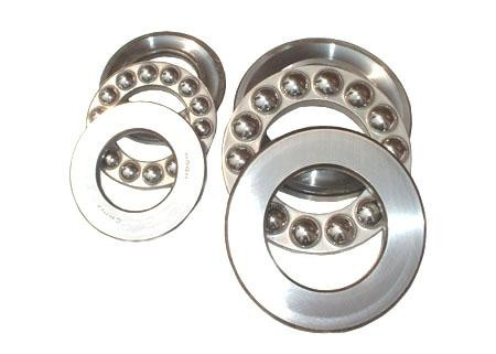 25 mm x 57 mm x 10 mm  NBS ZARN 2557 L TN Compound bearing